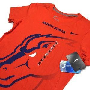Boise State Broncos Nike T Shirt